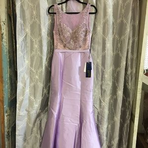 May queen Size 4 Style RQ7410 in Lilac